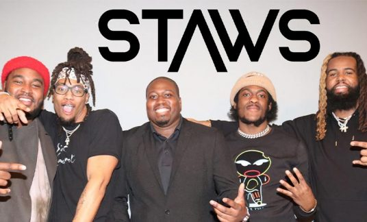 A photo of Rockstaws Incorporated founders and team members.