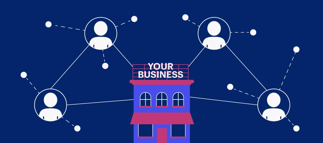 Small companies use referral marketing ideas to attract, keep and build their customer base.
